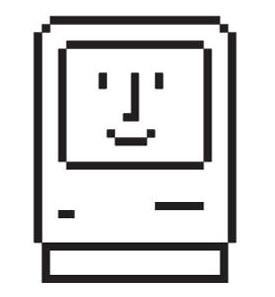 Happy Mac Cropped