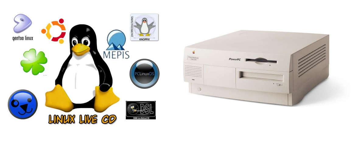 Booting a Linux CD on Your Old World PowerPC Mac