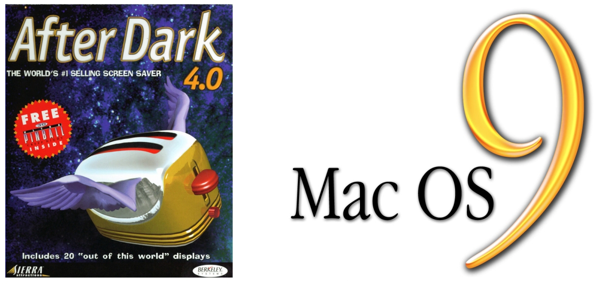 Getting After Dark to Run on Mac OS 9