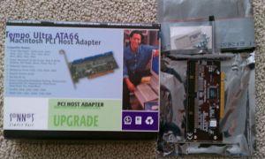 Tempo Ultra ATA66 PCI IDE Adapter