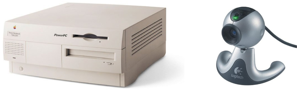 PowerMac 7300-200 Video