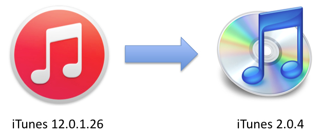 Moving iTunes 12.x Library