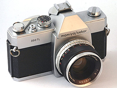 Mamiya-Sekor-500-TL