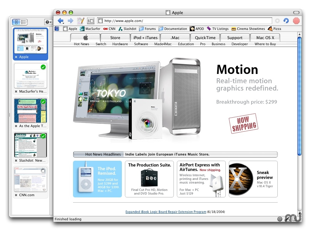 web browser for mac 10.5.8 ppc