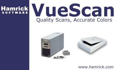 VueScan Mac OS   Quadras, Cubes and G5s