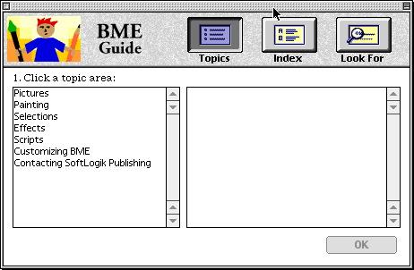 BME – A Wonderful, Light Image Editor for Mac OS | Quadras, Cubes