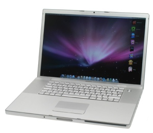 2007 MacBook Pro Running Leopard