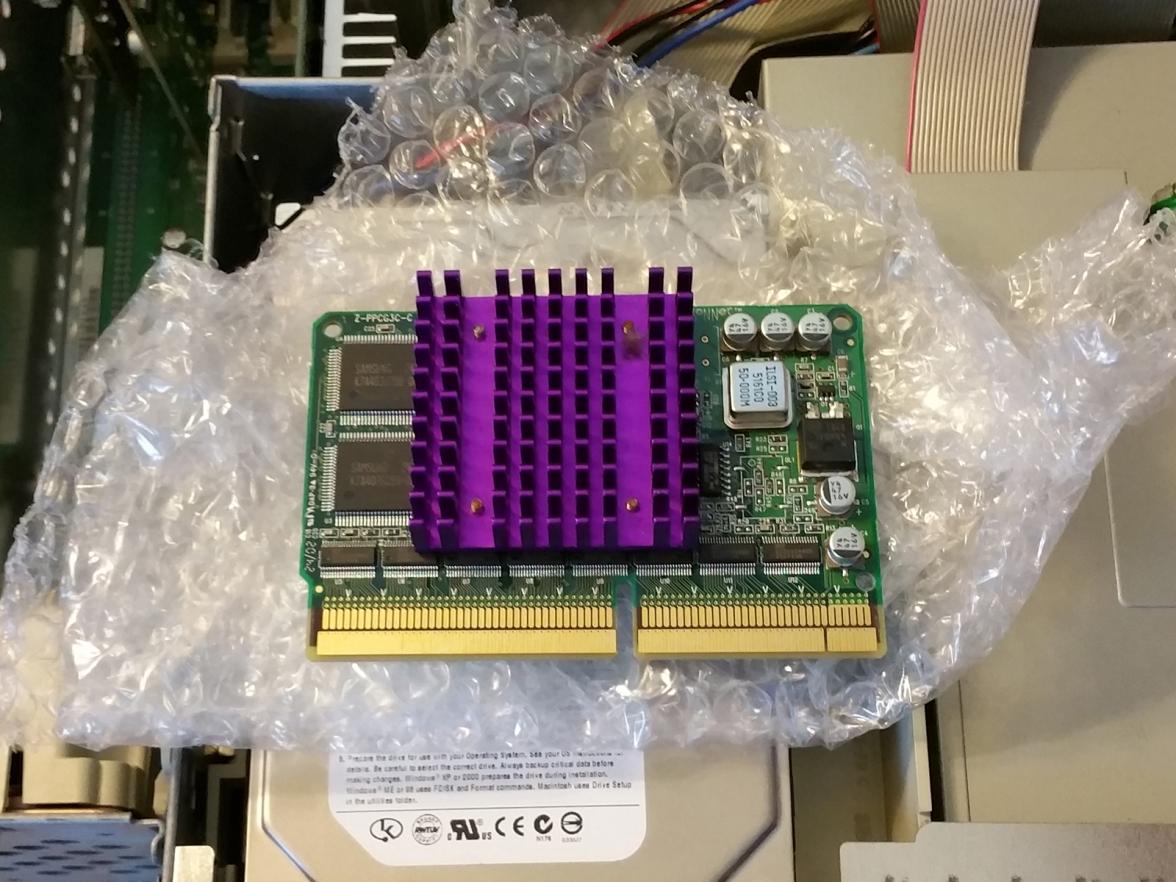 2015-10-22.1126, New 500 MHz G3 CPU for Power Macintosh 7300