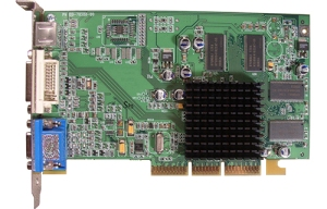 ATI Radeon 7000 Mac Edition Card