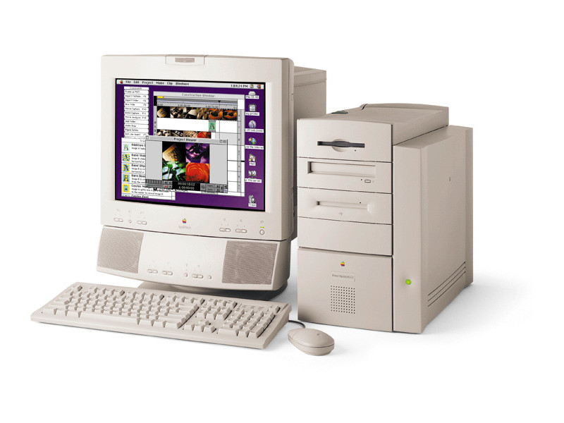 Power Mac G3 and AppleVision 850AV