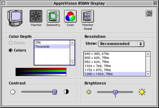 01. 850AV Monitor
