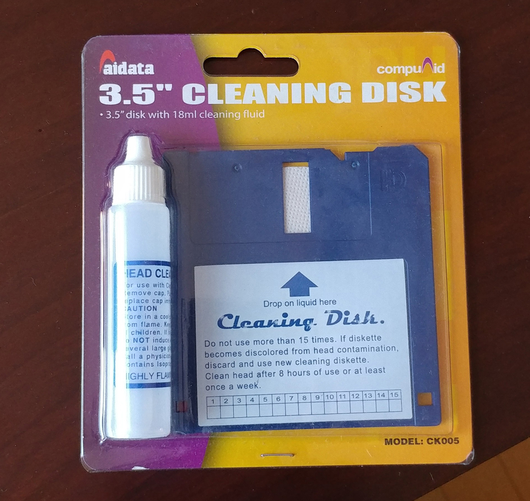 Floppy Cleaning Kit