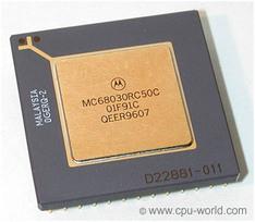 M68030 at 50MHz