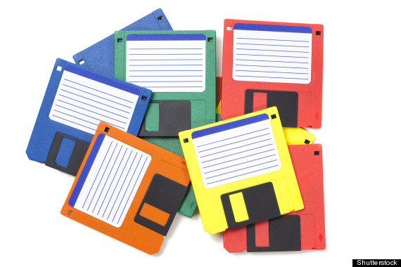 Larger Set of Floppies