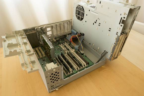 Power Macintosh 7300 Open