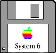 System 6 Logo
